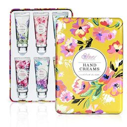 Hand Lotion Set - Pack of 6 Hand Cream Enriched with Shea Butter and Glycerin to Nourish and Deep... | Amazon (US)