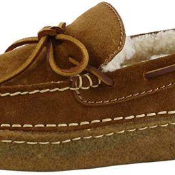 Polo by Ralph Lauren Men's Myles Loafer Slip On Moccasin Snuff 9.5 Medium US Brown | Amazon (US)