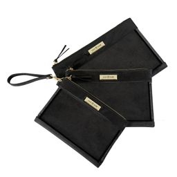 Packing Cases - Black & Gold | Lily Jade