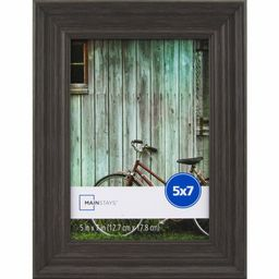 Mainstays Vintage French Gray 5x7 Picture Frame   Walmart (US)