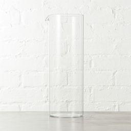 Beaker Large Glass Pitcher + Reviews | CB2 | CB2