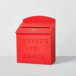 Mailbox to Santa - Hearth & Hand™ with Magnolia   Target