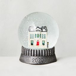 Holiday 2020 Snow Globe - Hearth & Hand™ with Magnolia   Target