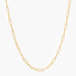 Essential Chain Necklace -                $68or 4  payments of $17.00 by  ⓘ | Live Fashionable