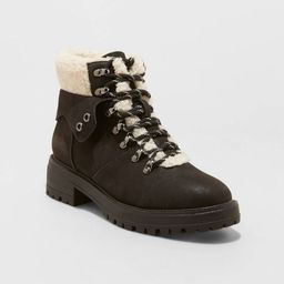 Women's Cam Hiking Ankle Boots - Universal Thread™ | Target