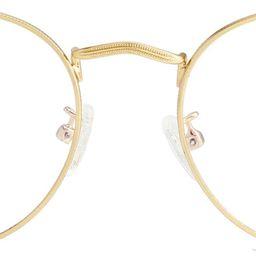 Blue Light Blocking Glasses for Women Men Retro Round Clear Lens Eyeglasses | Amazon (US)