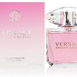 Versace Bright Crystal Eau de Toilette Spray for Women, 6.7 Fl Oz | Amazon (US)