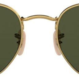 Ray-Ban RB3548N Hexagonal Flat Lenses Sunglasses | Amazon (US)