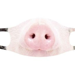 NEW! Funny Animal Pig Face Mask | Great for Self Use, Gifts and Events | Breathable, Soft  and Re... | Etsy (US)
