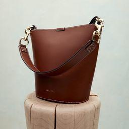 Veg Leather Kenton Bucket Bag   Jigsaw (UK)