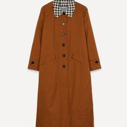 x ALEXACHUNG Glenda Casual Trench Coat   Liberty London (UK & US)