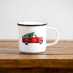New!Red Truck Mug | Kirkland's Home