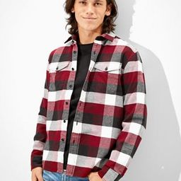 AE Super Soft Flannel Shirt   American Eagle Outfitters (US & CA)