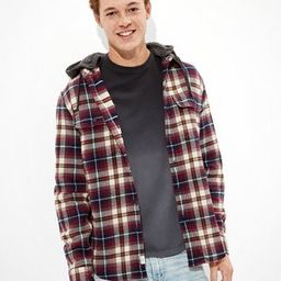 AE Flannel Hoodie   American Eagle Outfitters (US & CA)