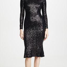 Sequin Fishtail Dress | Shopbop