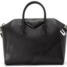 Givenchy Antigona Tote Sugar Goatskin Medium Black   StockX