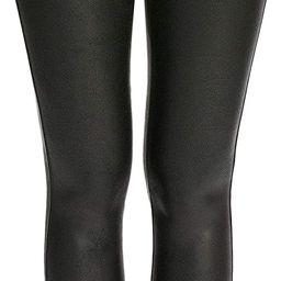 SPANX Faux Leather Leggings | Amazon (US)