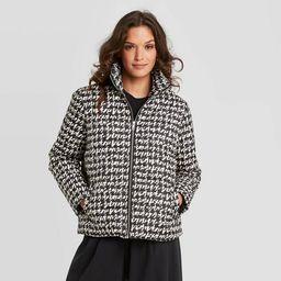 Women's Puffer Jacket - Who What Wear™ | Target