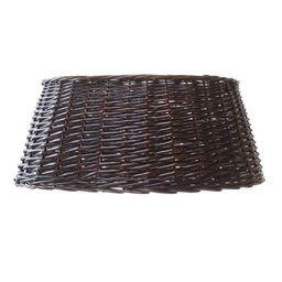 Darice Brown Woven Rattan Tree Collar, 25.98 x 10.63 Inches | Walmart (US)