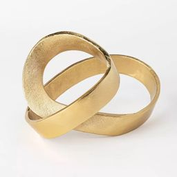 Decorative Brass Figurine Gold - Threshold™ designed with Studio McGee   Target