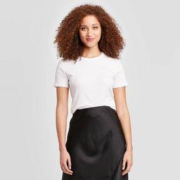 Women's Short Sleeve T-Shirt - A New Day™ | Target