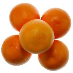 Faux Fruit Bag of Large Oranges by Ashland®   Michaels Stores