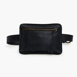 Elvia Zip Belt Bag -                $108or 4  payments of $27.00 by  ⓘ   Live Fashionable