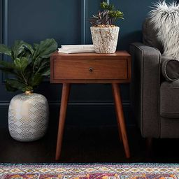 Mid-Century One Drawer Side Table   Kirkland's Home