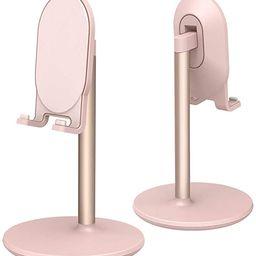 Phone Stand for Desk,Cell Phone Stand AdjustableDesk Phone Holder TabletHolder PhoneDock ... | Amazon (US)