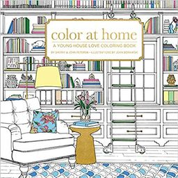 Color At Home: A Young House Love Coloring Book | Amazon (US)