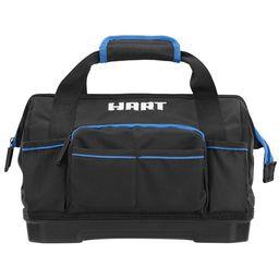 HART 14-inch Hard Bottom Tool Bag, Waterproof Base, 17 Pockets   Walmart (US)