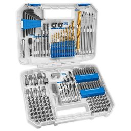 HART 200-Piece Assorted Drill and Drive Bit Set with Storage Case   Walmart (US)