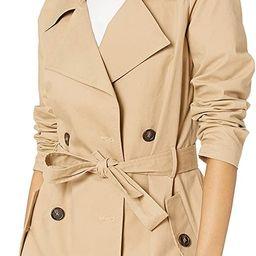 The Drop Women's Elisa Trench Coat | Amazon (US)