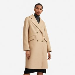 The Italian ReWool Overcoat   Everlane