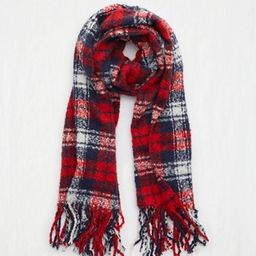 Aerie Twill Scarf | American Eagle Outfitters (US & CA)