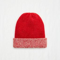 Aerie Plaited Beanie | American Eagle Outfitters (US & CA)