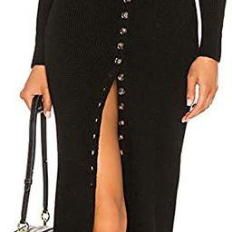 CMZ2005 Women's Button Down Long Sleeve Cardigan Outerwear Sweater Dress Bodycon Party Maxi Dress... | Amazon (US)