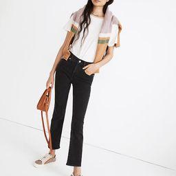 Cali Demi-Boot Jeans in Starkey Wash   Madewell