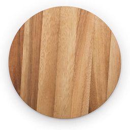Ironwood Gourmet Multi-Use Circle Serving Board, Acacia Wood | Amazon (US)