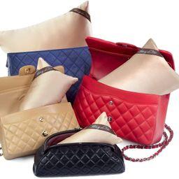 Bag-a-Vie Purse Pillow Shaper Insert - Luxury Purse and Handbag Shapers [4-Pack] | Amazon (US)