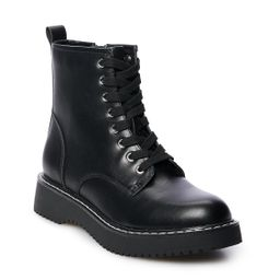 madden girl Kurrt Women's Combat Boots | Kohl's