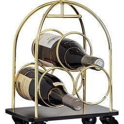 Godinger 3-Bottle Luggage Cart Wine Rack | Nordstrom | Nordstrom
