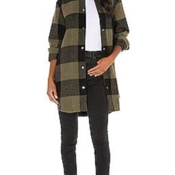 BB Dakota Eldridge Jacket in Sage from Revolve.com   Revolve Clothing (Global)