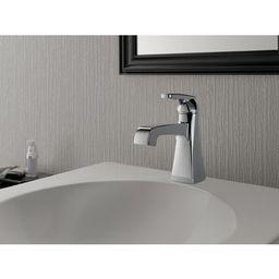 564-MPU-DST Ashlyn Single hole Bathroom Faucet with Drain Assembly and Diamond Seal Technology | Wayfair North America