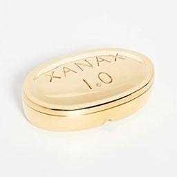 Brass Pill Box   Shopbop