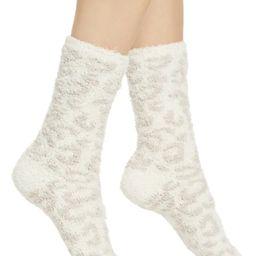 Barefoot Dreams® CozyChic™ Barefoot in the Wild Socks | Nordstrom | Nordstrom
