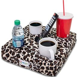 Cup Cozy Deluxe Pillow (Cheetah) As Seen on TV -The world's BEST cup holder! Keep your drinks clo...   Amazon (US)