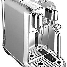 Nespresso Creatista Plus Coffee and Espresso Machine by Breville, Stainless Steel   Amazon (US)