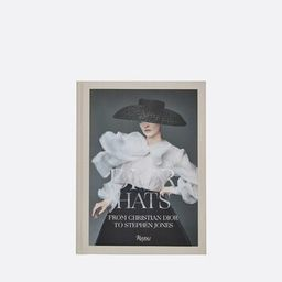 Book: Dior Hats - From Christian Dior to Stephen Jones English Version - products | DIOR | Christian Dior (US)