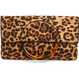 Ring Handle Classic Clutch   Nordstrom